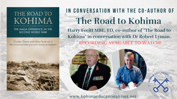 Road to Kohima online event