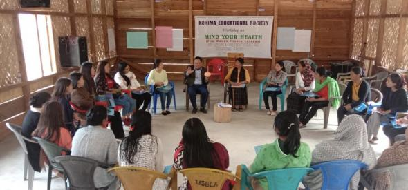 Kohima KET Mind Your Health Workshops Nagaland